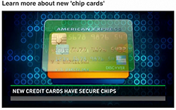 new chip card